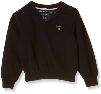 Jersey gris para niños Gant Boy LT_azul