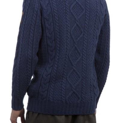 Jersey para hombre The Famous Grouse de cuello redondo_espalda