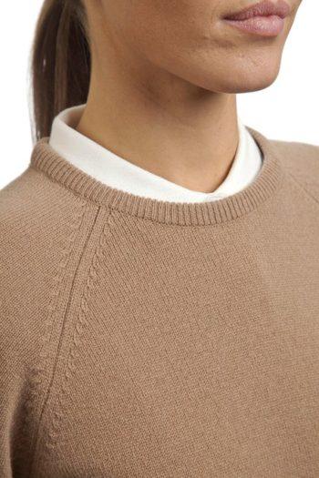 Jersey para mujer cuello redondo Glenmuir Golf_cuello