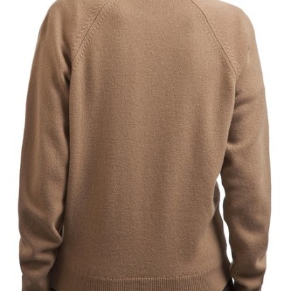 Jersey para mujer cuello redondo Glenmuir Golf_espalda