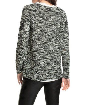 Jersey para mujer gris Esprit_espalda