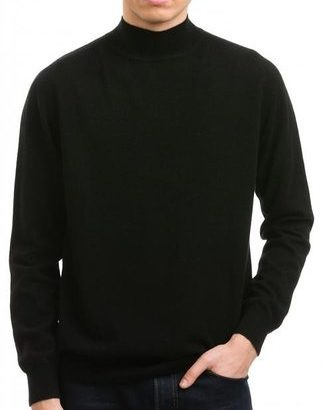 Jersey de cuello alto para hombre Citizen Cashmere