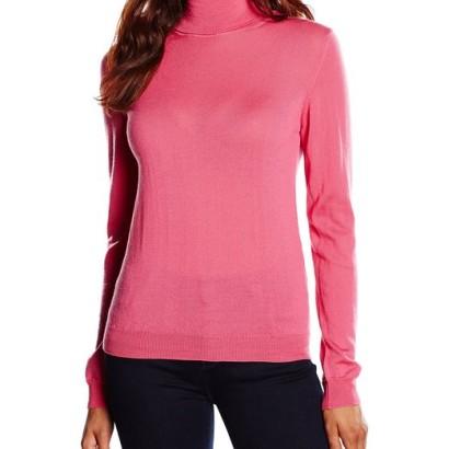 Jersey de lana merina para mujer GANT_rosa