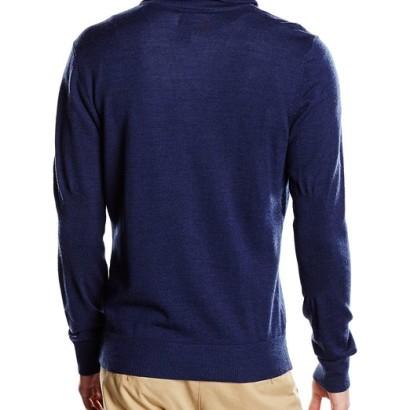 Jersey para hombre Dockers Merino Shawl Collar_espalda