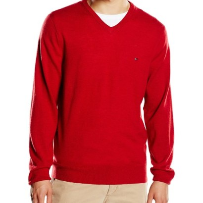 Jersey para hombre Lambswool Tommy Hilfiger
