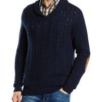 Jersey de lana Pedro del Hierro Shawl Aranes