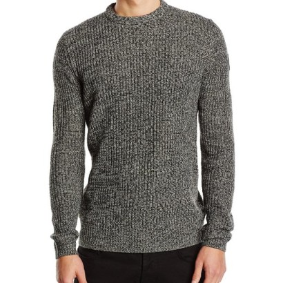 Jersey gris para hombre Blend_oscuro