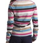 Jersey de rayas para mujer Hawick Knitwear_espalda