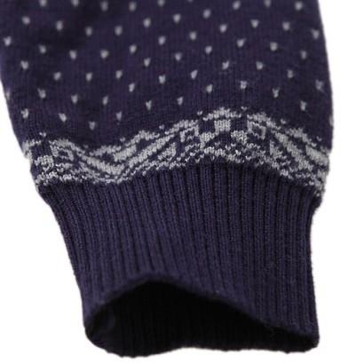 Jersey estampado invierno para niños MMC_manga
