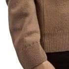 Jersey para mujer cuello redondo Glenmuir Golf_manga