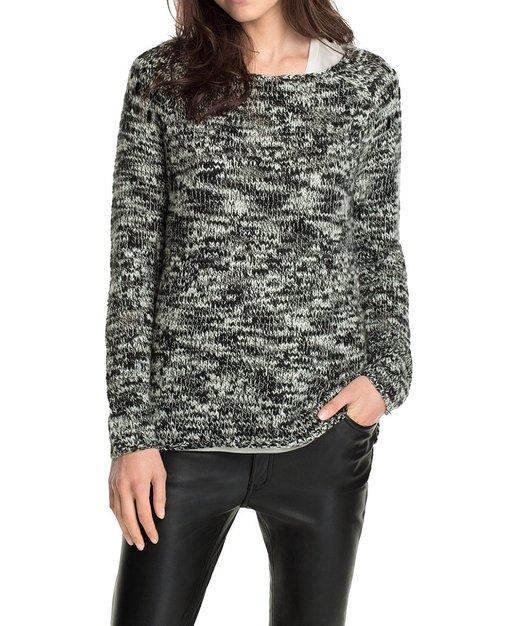 Jersey para mujer gris Esprit