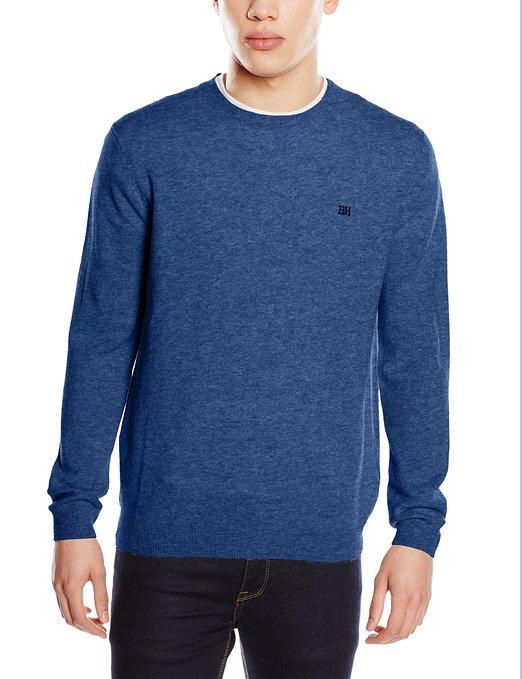 Jersey de lana Pedro del Hierro Geelong_azul