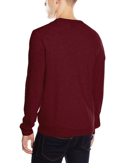 Jersey para hombre Pedro del Hierro cuello de pico_espalda