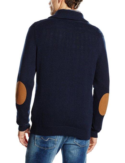 Jersey de lana Pedro del Hierro Shawl Aranes_espalda