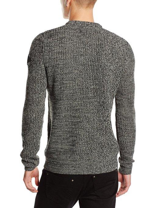 Jersey gris para hombre Blend_espalda